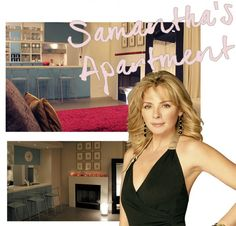 Samantha Jones Apartment