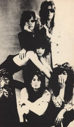 Johnny Thunders & New York Dolls