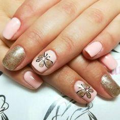 Beauty, Pastel Pink, Nail Designs, Perms, Fingernail Designs, Beauty Illustration