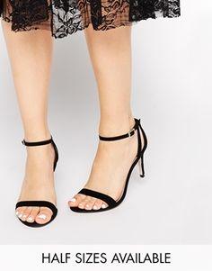 ASOS HEAD LIGHT Heeled Sandals