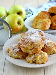 Italian Cookie Recipes, Italian Cookies, Apple Recipes, Sweet Recipes, Bakery Recipes, Dessert Recipes, Pie Co, Confort Food, Desserts With Biscuits