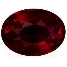 3.99 Carat Untreated Loose Ruby Oval Cut (GIA Certificate)