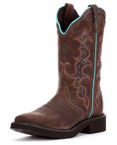 Justin Women's Tan Jaguar Gypsy Classic Western Boot L2900 by Justin Boot Co.  for $114.97 in Women's Footwear - Footwear : Rural King