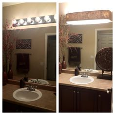 My new bathroom light cover courtesy of http://m.vanityshadesofvegas.com/?url=http://www.vanityshadesofvegas.com%2F#2501