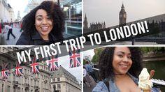 VIDEO   London Trip Vlog!