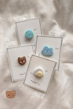 Cute Polymer Clay, Cute Clay, Polymer Clay Charms, Handmade Polymer Clay, Polymer Clay Jewelry, Clay Art Projects, Clay Crafts, Fimo Ring, Deco Design