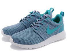 e08490e316c3 Cheap Nike London Olympic Roshe Run Womens Mesh Dodger Blue Ocean Blue  511882 504