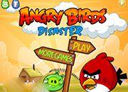 Angry Birds Disaster | Juegos Angry Birds - jugar online