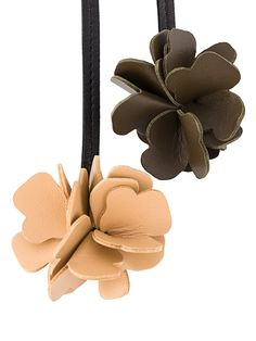 Marni Flower Charm Necklace - Elite - Farfetch.com