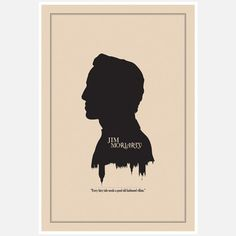 Moriarty Silhouette now featured on Fab.
