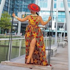 Check out unique latest ankara styles for ladies. What's not to love about ankara styles? They are simply gorgeous and can make. Ankara Maxi Dress, Ankara Dress Styles, African Print Dresses, African Print Fashion, Africa Fashion, African Dress, African Prints, Ankara Gowns, African Fabric
