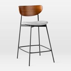 west elm carries a selection of counter and bar stools that look great in any kitchen. Find modern stools that coordinate with our bar tables. Teen Furniture, Folding Furniture, Furniture Decor, Modern Furniture, Futuristic Furniture, Plywood Furniture, Dining Furniture, Furniture Sets, Furniture Design