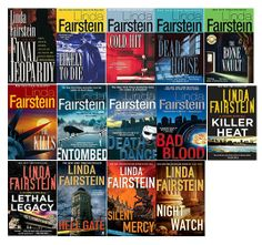 Linda Fairstein books... she was NYC Asst DA for sex crimes, and an inspiration for Law & Order SVU. Interesting, well-written series.