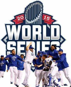 World Series 2015. Kansas City Royals won the baseball World Series in 1985 and 2015!!