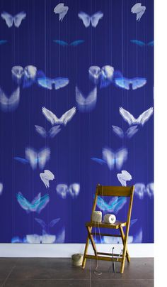 trove - alar wallpaper detail for my room!