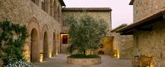 Le Fontanelle, hotel in Tuscany #Italy