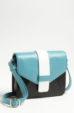 Halogen 'Ella' Colorblock Crossbody Bag available at #Nordstrom