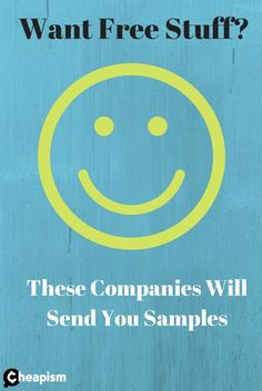 Challenge: Want Free Stuff? Of course you do. These three sites send you full-sized samples for free! Ways To Save Money, Money Tips, Money Saving Tips, How To Make Money, Vida Frugal, Giveaways, Get Free Samples, Get Free Stuff, Free Things