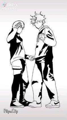 Haikyuu Karasuno, Haikyuu Fanart, Haikyuu Anime, Anime Naruto, Anime Guys, Yandere Anime, Anime Manga, Anime Classroom, Anime Dancer