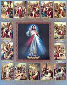Image detail for -Stations of the Cross