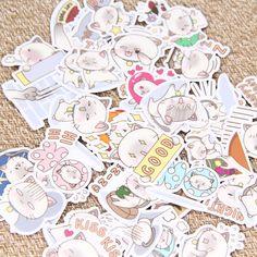 Neko Antics Stickers
