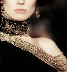 Colors ~ Black and Gold