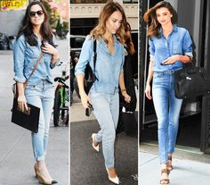 Jackets, jeans, overalls, and more. Denim is always a staple in any collegiette's wardrobe.