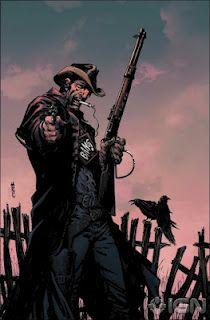 Gunslinger from Deadlands