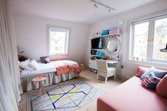 Video House Tour: An Eclectic Mix in Sweden | Apartment Therapy