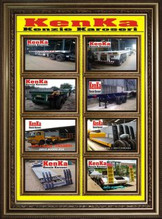 TRAILER LOW BED Lowboy, Trailer 2, Dan, Trucks, Type, Powder Room, Truck