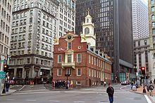 Old State House (Boston) - Wikipedia, the free encyclopedia