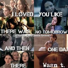 Why must you do this to me? Divergent Hunger Games, Hunger Games Memes, Hunger Games Fandom, Hunger Games Trilogy, Katniss And Peeta, Katniss Everdeen, Boy Meets World, Fandom Quotes, Suzanne Collins