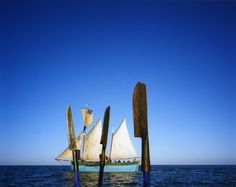 Scarlett Hooft Graafland, Sailing Boat (2012), 120 x 150 cm, c-print, courtesy galerie Vous Etes Ici