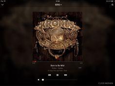 """Auf @Sonos läuft gerade """"Born to Be Wild"""" von Krokus #NowPlaying"""