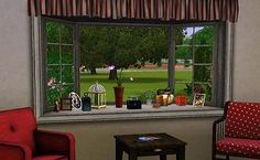 Mod The Sims - Gone with the Window with 18 slots