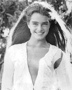 Brooke Shields (in The Blue Lagoon)