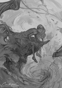 Charlie Bowater : Alice in Wonderland wip Character Concept, Concept Art, Character Design, Charlie Bowater, Art Sketchbook, Alice In Wonderland, Art Inspo, Amazing Art, Art Reference