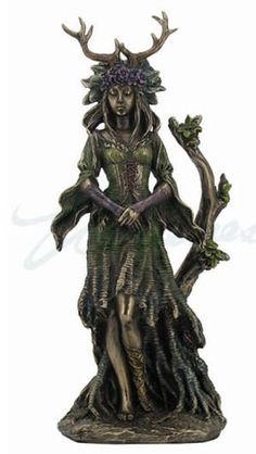 Guardian Goddess Of The Trees