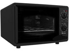 Forno Elétrico Venax Luxo 45L - com Grill e Timer em até 6x de R$ 49,83  no cartão de crédito  ou R$ 269,10 à vista (9% Desc. já calculado.)