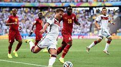 Allemagne-Ghana en images - FIFA.com