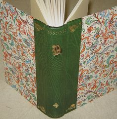 Bookbinding II by Center for Book Arts, via Flickr