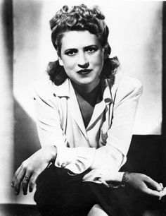 Aviator Jacqueline Cochran was the first woman to break the sound barrier and the first woman to fly a bomber across the Atlantic. Learn more about this pioneer with Florida Memory. (photo: State Archives of Florida, Florida Memory)