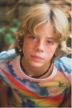 young LEIF GARRETT