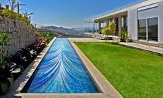 Image result for MOSAIC MODERN POOL