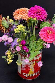 Farmer's Market Flowers, Wild Flowers