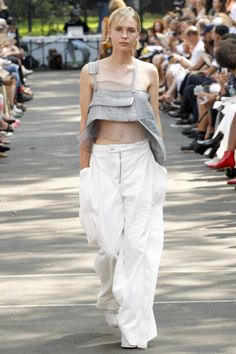 Eckhaus Latta Spring 2017 Ready-to-Wear Fashion Show