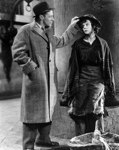 Pygmalion (1938) - Leslie Howard and Wendy Hiller