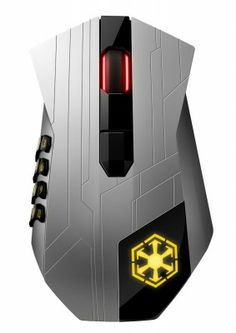 Mouse Razer Star Wars The Old Republic Gaming Mouse #Mouses #Razer