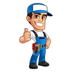 Illustration about Vector illustration of an electrician, he wears work clothes. Illustration of worker, occupation, cartoon - 89764099 Electrical Work, Electrical Installation, Junk Hauling, Structured Wiring, Backyard Play, Graphic Design Posters, Photo Backgrounds, Character Design, Illustration