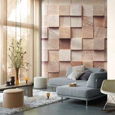 Cube Wall Art from Casadeco
